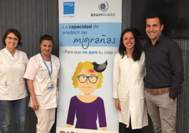 La doctora Alba Sierra colabora con Brainguard, un proyecto para identificar de forma precoz las crisis de migraña